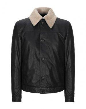 Куртка AFG' 1972. Цвет: черный