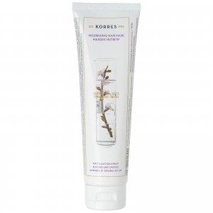 Маска для сухих и поврежденных волос KORRES Almond and Linseed Mask for Dry Damaged Hair (125мл)