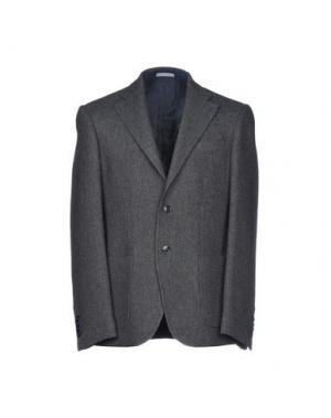 Пиджак HARRY & SONS. Цвет: свинцово-серый
