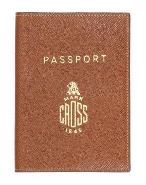 Чехол для документов MARK CROSS. Цвет: коричневый