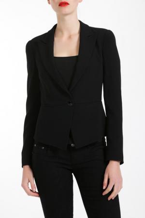Куртка Emporio Armani. Цвет: черный