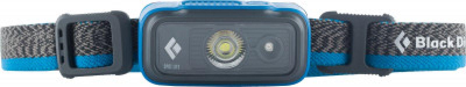 Фонарь налобный SPOT LITE 160 Black Diamond. Цвет: серый