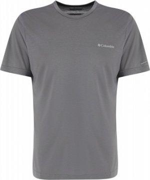 Футболка мужская Maxtrail™, размер 46 Columbia. Цвет: серый