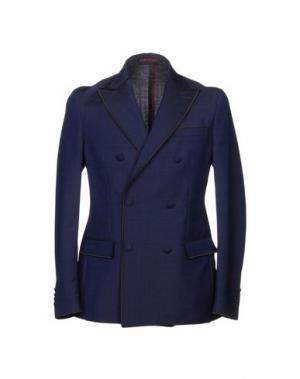 Пиджак LUCHINO. Цвет: синий