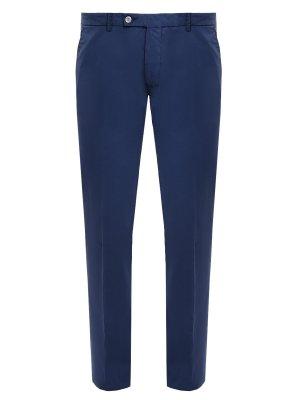 Хлопковые брюки BERWICH
