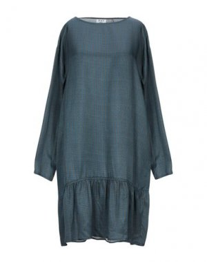 Короткое платье DAY BIRGER ET MIKKELSEN. Цвет: грифельно-синий