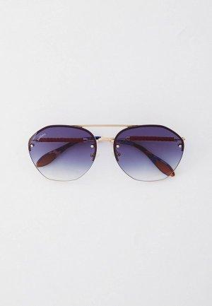 Очки солнцезащитные Baldinini BLD 2021 203. Цвет: золотой