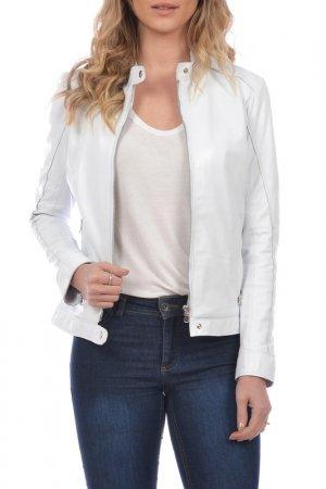 Jacket L.Y.N.N by Carla Ferreri. Цвет: white