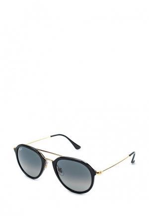 Очки солнцезащитные Ray-Ban® RB4253 601/71. Цвет: черный
