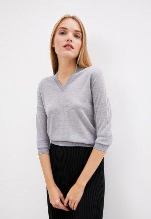 Пуловер Weekend Max Mara. Цвет: серый