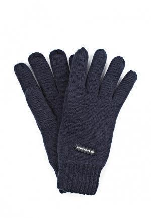 Перчатки Umbro WOOL FLEECED GLOVES. Цвет: синий