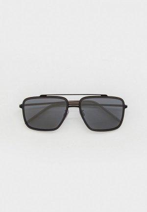 Очки солнцезащитные Dolce&Gabbana DG2220 11066G. Цвет: черный