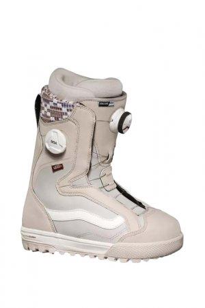 Ботинки для сноуборда Vans. Цвет: бежевый