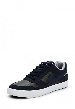 Кеды Nike Mens SB Delta Force Vulc Skateboarding Shoe. Цвет: синий