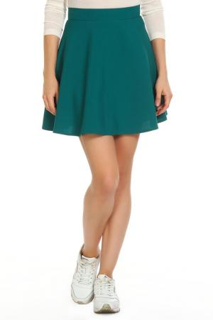 Юбка Rocawear. Цвет: зеленый