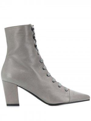 Addison boots Michel Vivien. Цвет: серый