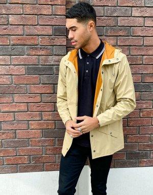 Куртка-дождевик -Бежевый Rains
