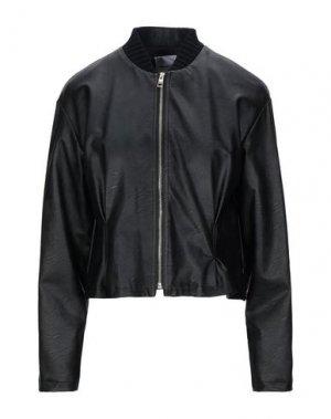 Куртка ANNARITA N TWENTY 4H. Цвет: черный
