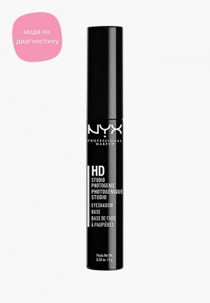 Праймер для век Nyx Professional Makeup HD Eye Shadow Base, оттенок 04, High Definision, 8 г. Цвет: бежевый