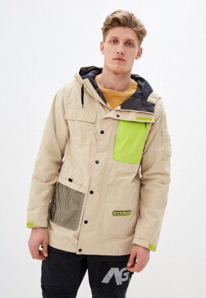 Куртка утепленная Analog M AG SOLITARY JK. Цвет: бежевый