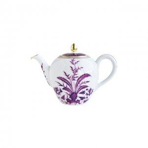 Чайник Prunus Bernardaud. Цвет: фиолетовый