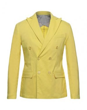 Пиджак SQUAD². Цвет: желтый