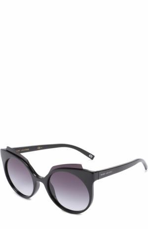 Солнцезащитные очки MARC JACOBS (THE). Цвет: чёрный