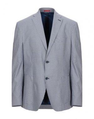 Пиджак JASPER REED. Цвет: синий