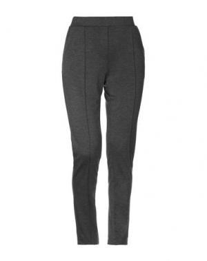 Повседневные брюки 2ND ONE. Цвет: свинцово-серый