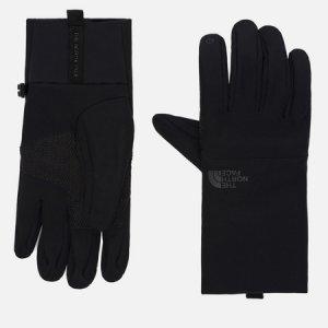 Перчатки Apex+ Etip The North Face. Цвет: чёрный
