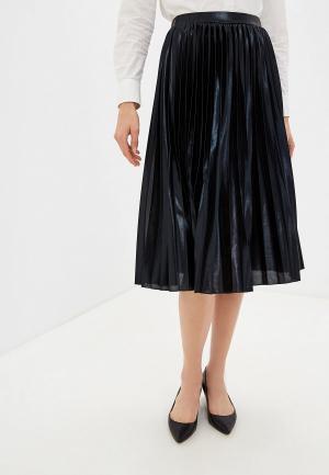 Юбка Max&Co PO. Цвет: черный