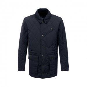 Утепленная куртка Tom Ford. Цвет: синий
