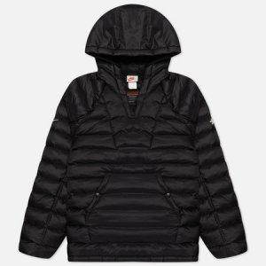 Мужская куртка анорак x Stussy NRG Insulated Zr Nike. Цвет: чёрный