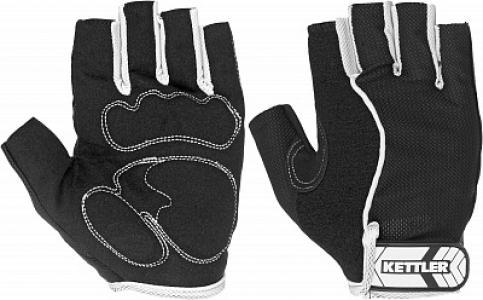 Перчатки для фитнеса Basic, размер XL Kettler. Цвет: черный