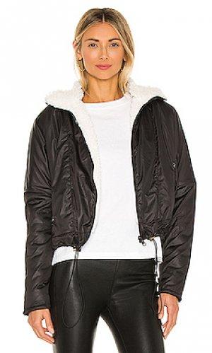 Куртка dani NSF. Цвет: черный
