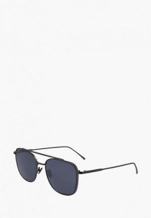 Очки солнцезащитные Lacoste 217S. Цвет: черный