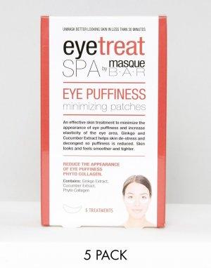 Средство для устранения припухлостей вокруг глаз x5-Бесцветный MasqueBAR