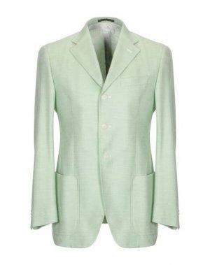 Пиджак BRIAN HAMILTON. Цвет: светло-зеленый