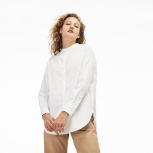 Рубашка Lacoste. Цвет: белый