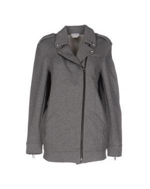Куртка CYCLE. Цвет: серый