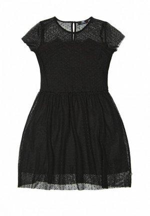 Платье Le Temps des Cerises. Цвет: черный