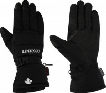 Перчатки мужские Shane, размер 9,5 Descente. Цвет: черный