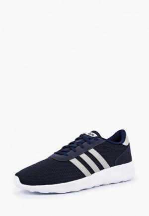 Кроссовки adidas LITE RACER. Цвет: синий