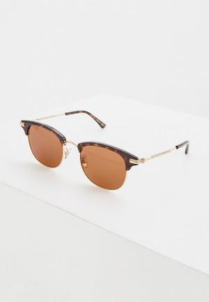 Очки солнцезащитные Jimmy Choo SAM/S 086. Цвет: коричневый