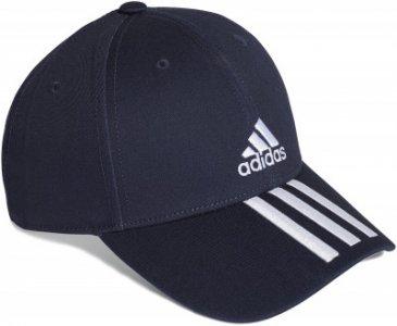 Бейсболка adidas 3-Stripes, размер 58. Цвет: синий