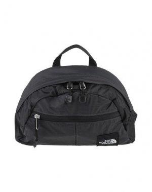 Рюкзаки и сумки на пояс THE NORTH FACE. Цвет: черный