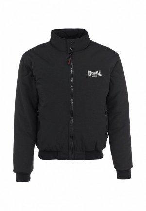 Куртка утепленная Lonsdale LO789EMJH516. Цвет: черный