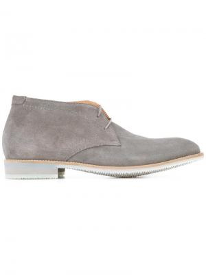 Ботинки Arizona B Store. Цвет: серый