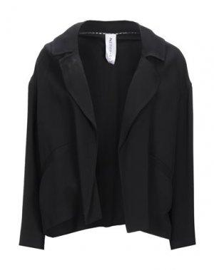 Пиджак 22 MAGGIO by MARIA GRAZIA SEVERI. Цвет: черный
