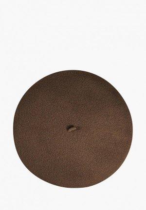 Берет Laulhere. Цвет: коричневый